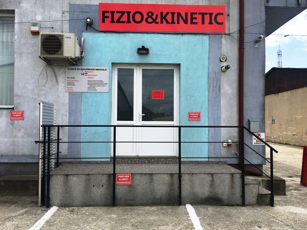 Clinica Recuperare medicala-FizioKinetic Timisoara