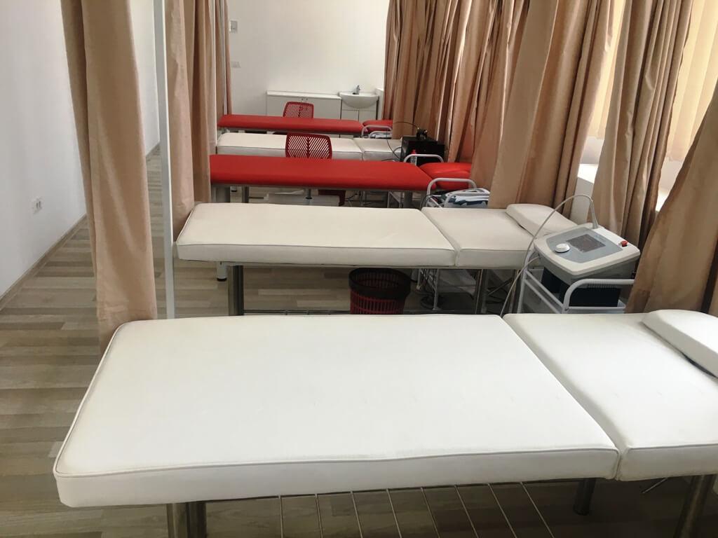 Clinica Recuperare medicala Timisoara salon proceduri